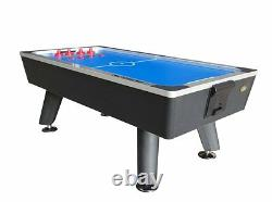 7 foot CLUB PRO AIR HOCKEY TABLE with PING PONG CONVERSION TOP by BERNER BILLIARDS