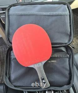 9 Star Professional Ping Pong Racket Table Tennis Paddle For Fast Attack Sticky