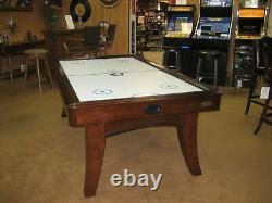 Air Hockey 7' & Ping Pong 2 In 1 Game Table The Game Room Store Nj Reduced