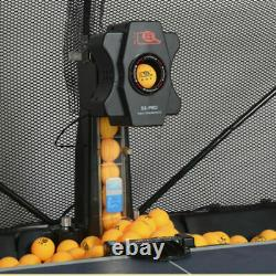 Automatic Table Tennis Robot Ping Pong Ball Train Machine with Catch Net S6-PRO