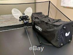 Butterfly Amicus Professional Table Tennis Robot With Carrying Case