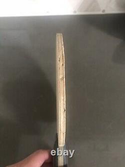 Butterfly Amultart ZL Carbon Blade Shakehand (ST) Table Tennis Paddles Bat