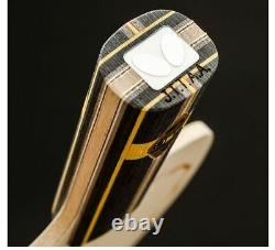Butterfly Butterfly Zhang Jike Super ZLC FL, ST Blade Table Tennis, Racket