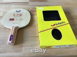 Butterfly Joo Se Hyuk ST gerade Neu Tischtennis Holz table Tennis Racket New