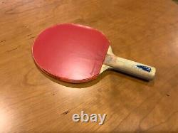 Butterfly Photino Light Table Tennis Paddle with Dignics 09c and 05 Rubbers
