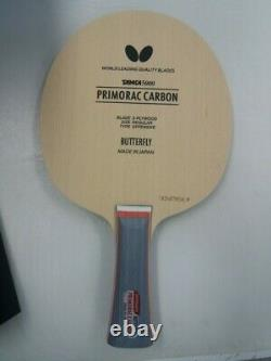 Butterfly Primorac Carbon Blade Table Tennis, Ping Pong Racket