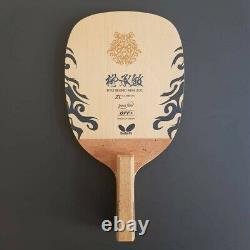 Butterfly Ryu Seung Min ZLC No Serial Penhold JPen Darker Table Tennis Blade