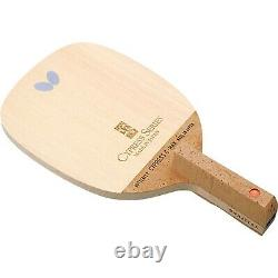 Butterfly Table Tennis Racket Japanese Style Pen Cypress G Max 23930 New Japan