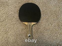 Butterfly Table Tennis Viscaria FL Blade Bryce Rubber