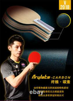 Butterfly Table Tennis Viscaria Golden Edition with CS handle Blade Paddle