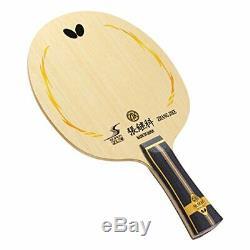 Butterfly Table tennis Racket Zhang Jike SUPER ZLC FL Shake Hand Tracking number