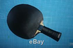 Butterfly Timo Boll ALC Used Flared handle table tennis blade with Dignics 05