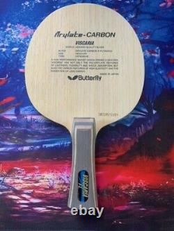 Butterfly Viscaria Table Tennis Blade (Flared Handle)
