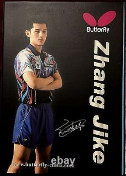 Butterfly Zhang Jike Box Set Boxed Ping Pong Paddle Table Tennis Racket