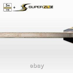 Butterfly Zhang Jike Super ZLC Blade Table Tennis Ping Pong Racket (ST/FL)