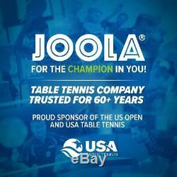 Conversion Table Tennis Top Ping Pong Net Set 12mm Surface JOOLA Viva 4-Piece US