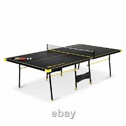 Details about Ping Pong Table Tennis Folding Huge Size Game Set Indoor Outdoor