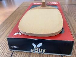 Discontinued Butterfly Cypress Super Rare J-pen Table Tennis Racket