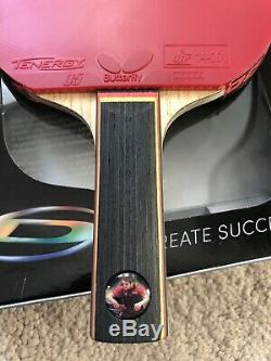 Donic Ovtcharov True Carbon Table Tennis Blade Butterfly Tenergy 05 Rubbers