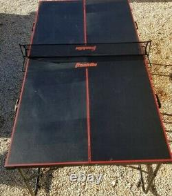 Franklin Ping Pong Table Brand New in Box Mid Size Table