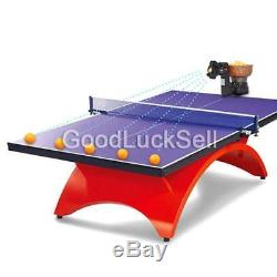 HP-07 Ping Pong Automatic Ball Machine Table Tennis Robots Ball Machine US Stock