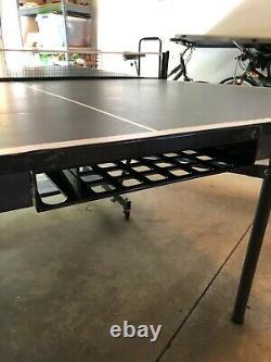 Harvard Table Tennis Ping Pong Table