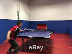 Huilang Ping Pong Patent Return Board trainer (Table Model)