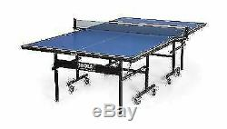 JOOLA 11200 Inside Table Tennis Table Blue. Great Condition