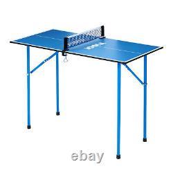 JOOLA Tischtennisplatte Mini 90 x 45 Sport Freizeit Tischtennis Tisch Platte