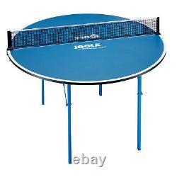JOOLA Tischtennisplatte Round Table Indoor Sport Freizeit Tischtennis Tisch
