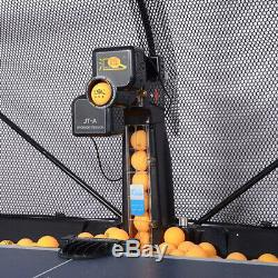 JT-A Automatic Table Tennis Robot Ping Pong Ball Machine Train with Catch Net Sale