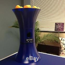 Joola Tour 2500 Table Tennis Table w iPong V300 Robot & 100 Balls