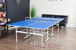 Joola USA Quadri Playback Indoor Table Tennis Table