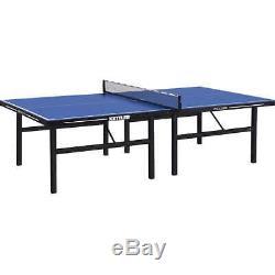 KETTLER Tournament 11 Indoor Table Tennis Table Bundle