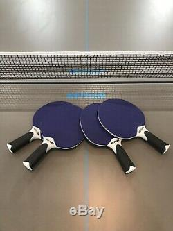 Kettler OUTDOOR 10 Ping Pong Table With ACCESSORIES