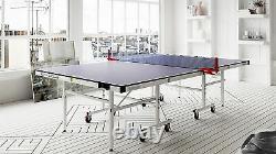 Killerspin MyT4 BluPocket Ping Pong Table Tennis Table