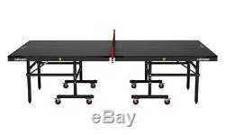 Killerspin MyT7 BlackPocket Ping Pong Table Tennis Table
