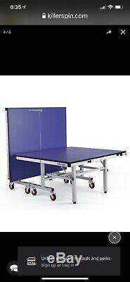 Killerspin Ping Pong Table Inddor Series Blupocket