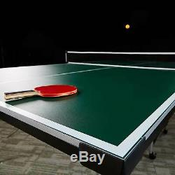 Lancaster Official Size Indoor Folding Table Tennis Ping Pong Table (Used)