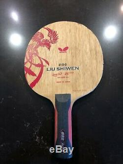 Liu Shiwen ZL Fiber Butterfly Table Tennis Blade