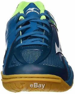 MIZUNO Table Tennis Shoes WAVE MEDAL Z 81GA1710 Navy Green US9.5(27.5cm)