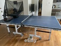 Mint amicus prime table tennis ping pong robot tablet and case full perfect cond