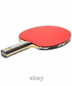 NEW Killerspin 106-03 RTG Series-Kido 7P Edition Table Tennis Paddle Flared