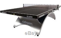 NEW Killerspin 301-15 Revolution SVR-B Black Table Tennis Ping Pong Table