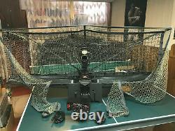 NEWGY ROBO PONG 2040+(Plus) Table Tennis Robot in Great Condition