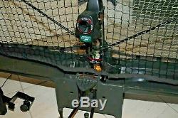 NEWGY ROBO PONG 2050 Table Tennis Robot