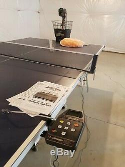 Newgy Robo-Pong 1050 Table Tennis / Ping Pong Robot