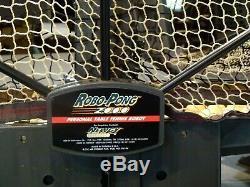 Newgy Robo-Pong 2000 Table Tennis Ping Pong Robot + 38mm Balls + Manuals + More