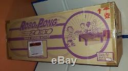 Newgy Robo-Pong 2040 Table Tennis / Ping Pong Robot + Balls (lots of them.)