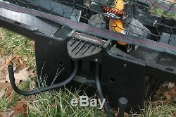 Newgy Robo Pong 2050 Digital 64 Drill Table Tennis Trainer Robot No Remote